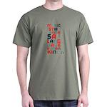 music is univeral language Dark T-Shirt