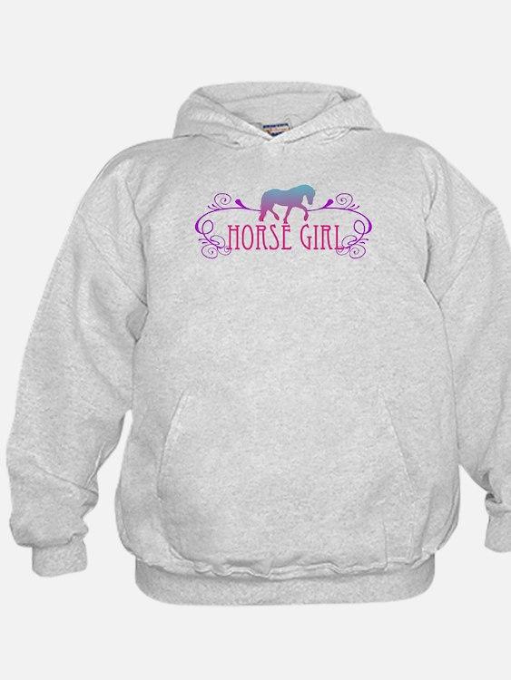 Horse Girl Hoodie