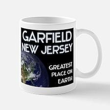 garfield new jersey - greatest place on earth Mug