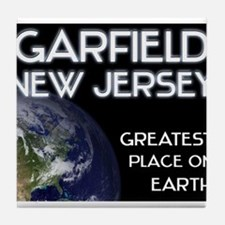 garfield new jersey - greatest place on earth Tile