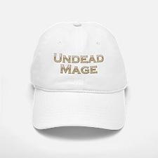 Undead Mage Baseball Baseball Cap