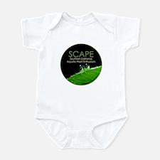 SCAPE circle Infant Bodysuit
