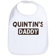 Quintins Daddy Bib