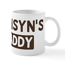 Madisyns Daddy Mug