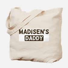Madisens Daddy Tote Bag