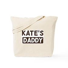 Kates Daddy Tote Bag