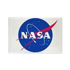 NASA Rectangle Magnet