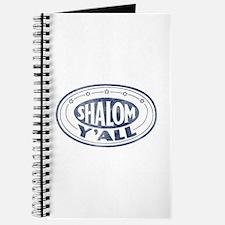 Shalom Y'all Retro - Distress Journal