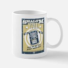 Shalom Y'all BBQ Matzo Balls Mug