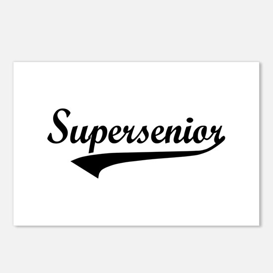 Supersenior Postcards (Package of 8)