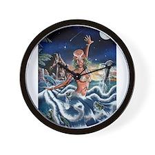 NEW !!!! THE ORISHA SERIES Y Wall Clock