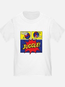 Throw! Catch! Juggle! T
