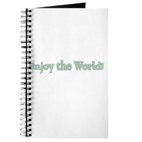 Enjoy the world! Journal