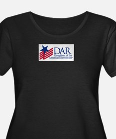 DAR New Logo Plus Size T-Shirt