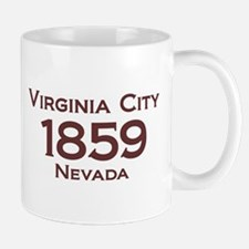 Virginia City Shirts & Stuff Mug