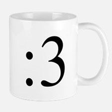 :3 Mug
