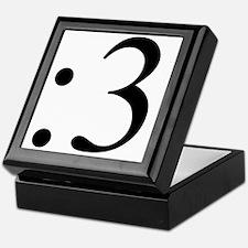 :3 Keepsake Box