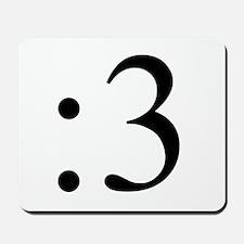 :3 Mousepad