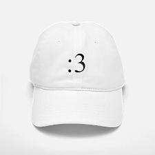 :3 Baseball Baseball Cap