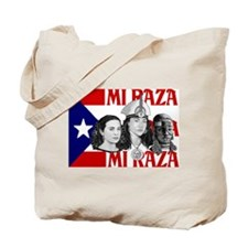 NEW!! MI RAZA (FOR WOMEN) Tote Bag