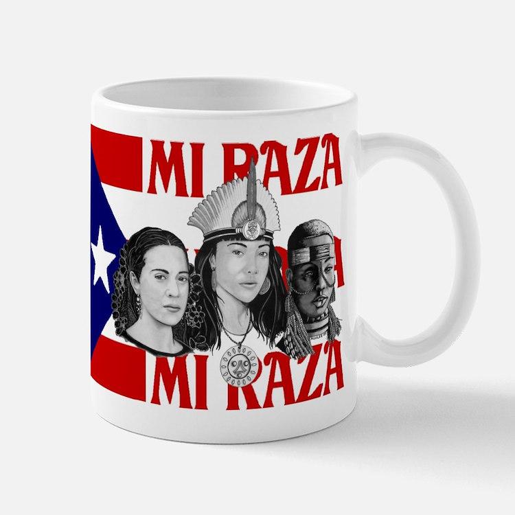 NEW!! MI RAZA (FOR WOMEN) Mug