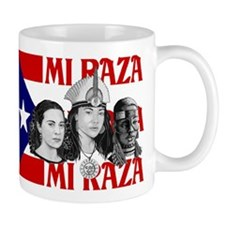 NEW!! MI RAZA (FOR WOMEN) Mug