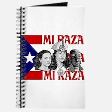 NEW!! MI RAZA (FOR WOMEN) Journal