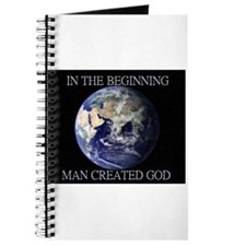 Man Created God Journal