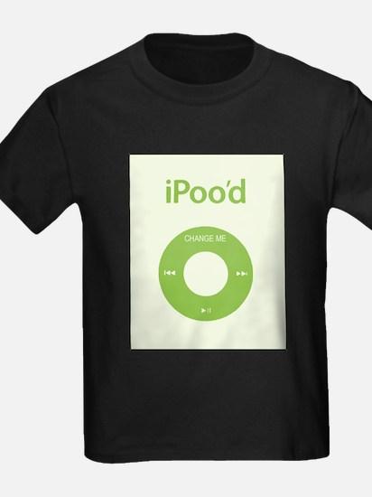 I'Pood Green - T