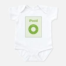 I'Pood Green - Infant Bodysuit