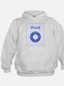 I'Pood Blue - Hoodie