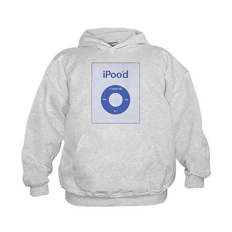 I'Pood Blue - Kids Hoodie