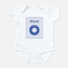 I'Pood Blue - Infant Bodysuit
