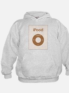 I'Pood Brown - Hoodie
