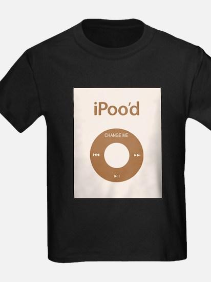 I'Pood Brown - T