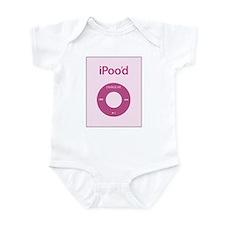 I'Pood Pink - Infant Bodysuit