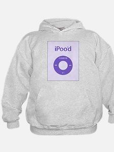I'Pood Purple - Hoodie