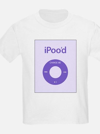 I'Pood Purple - T-Shirt
