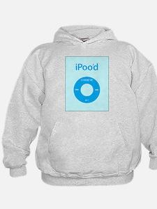 I'Pood Turquoise - Hoodie