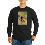 Edgar rice burroughs Long Sleeve Dark T-Shirts