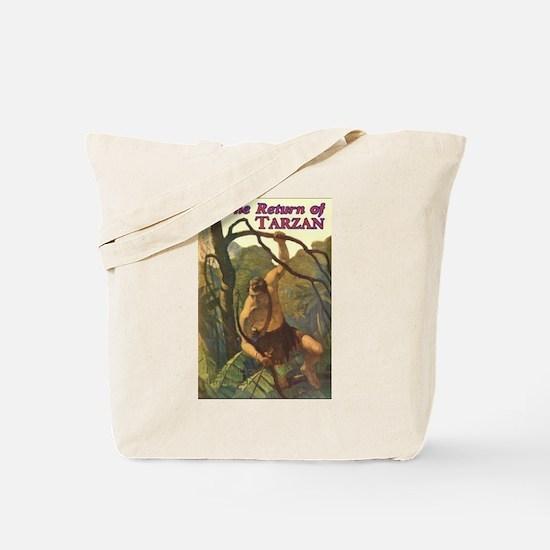 Unique Return Tote Bag