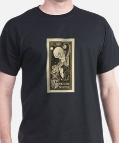 Bookplate of Edgar Rice Burroughs 1920 T-Shirt