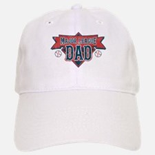 Major League Dad Baseball Baseball Cap