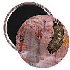 Hawk's Wing Magnet