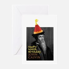 Calvin 500 Greeting Cards (Pk of 10)