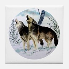 Kindred Spirits Tile Coaster
