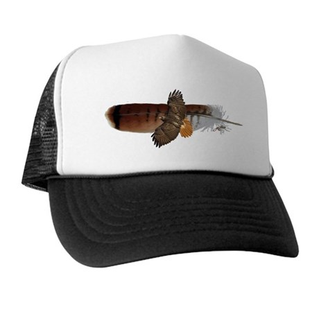 Spirit Hawk Trucker Hat
