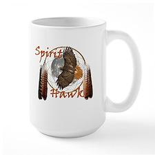 Spirit Hawk Mug