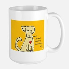 AnimalHealingConnection White Cat Mug