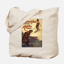 Unique Cavemen Tote Bag